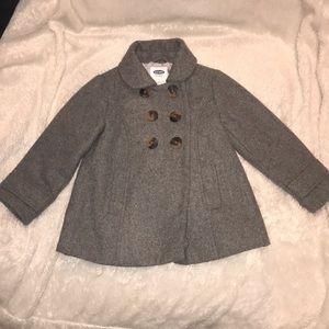 Old Navy wool peacoat
